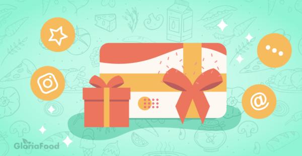 10 idee di marketing per carte regalo ristorante per la pandemia di COVID1919