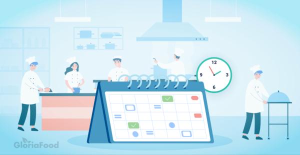 5 modi per semplificare la pianificazione dei dipendenti del ristorante