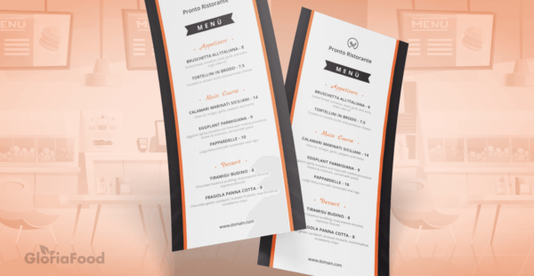 Perché i ristoranti con menu ridotti hanno più successo [+ Template]  